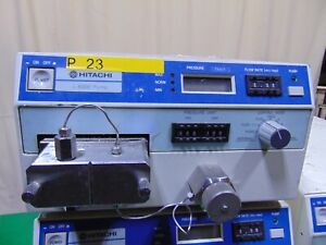 Hitachi L 6000 Hplc Chromatography Solvent Delivery Pump