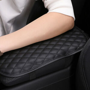 Car Auto Armrest Pad Cover Center Console Box Cushion Mat Protector Universal