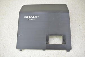 Genuine Replacement Receipt Cover For Sharp Xe a23s Electronic Cash Register H4