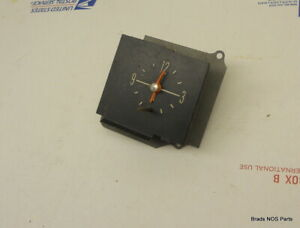Good Used Mopar 1968 1970 Plymouth Satellite Dodge Coronet Dash Clock 2857013