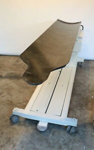 Philips Picker Biodex C arm Table For X ray Mobile Imaging Carbon Fiber