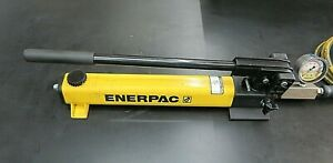 Enerpac P391 1 Stage Hydraulic Hand Pump