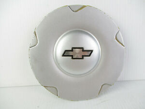 Chevy Trailblazer 9593373 Silver 16 Rim Wheel Center Cap Hubcap Cover 02 06