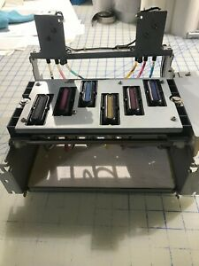 Hp Designjet 9000 10000 Seiko 64s 100s Printer Capping Station Assembly