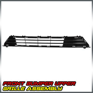 Replacement Front Bumper Lower Grill Grille For 2012 2014 Toyota Camry L Le Xle