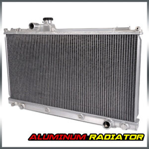 For 2001 2005 Lexus Is300 3 0l Manual 4 Door Full Aluminum Racing Radiator