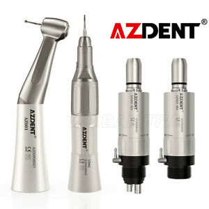 Nsk Style Dental Slow Low Speed Handpiece Straight Contra Angle Air Motor 2 4h