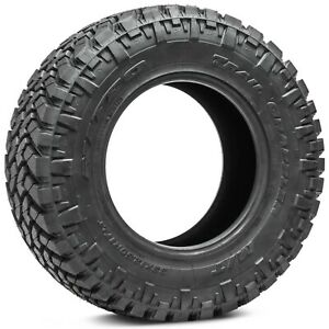 1 New Lt 295 70 17 Nitto Trail Grappler M T Tire Mud R17 10ply Lre 121 118p