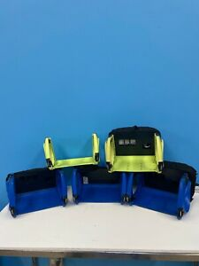 Lot Of 5 Zoll Xtreme Pack Carrying Case For M Series Defib monitor