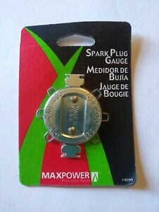 Mawpower Spark Plug Gauge Made In Usa 4099 Gap Wire Gauge