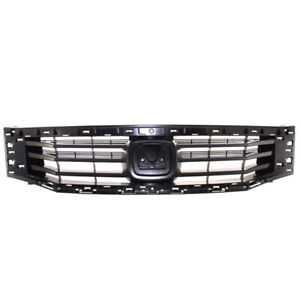 08 09 10 Accord Sedan Front Face Bar Grill Grille Assembly Ho1200189 71121ta0a00