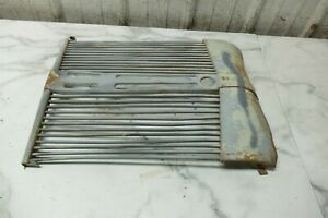 Ford 8n 8 N Tractor Front Radiator Cover Grill