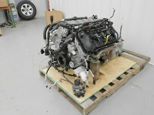 2018 Ford Mustang Gt 5 0 Drivetrain Automatic 10r80 Transmission Oem 16k