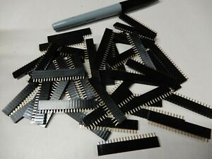Sullins Connector Solutions Pppc201lfbn rc 20 Pin Headers Qty 42 Nos