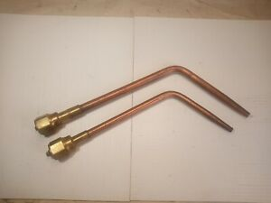 Victor Professional 6 w And 8 w Welding Brazing Nozzles