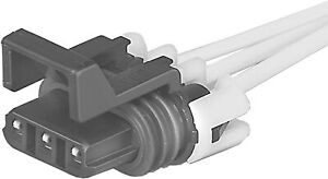 Pt420 Ac Delco Fog Light Connector Passenger Right Side New For Chevy Le Sabre
