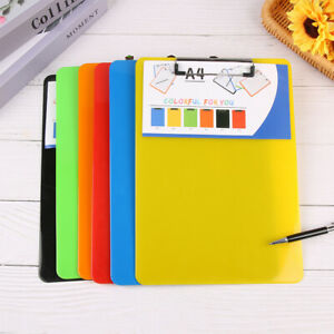 Size Drawing Board A4 Writing Pad File Folders Document Holders Clipboard