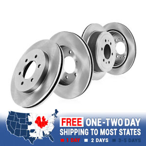 For 2006 2009 Nissan Patrol Front And Rear Premium Oe Brake Rotors