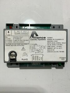 Dryer Ignition Control Non eu Rohs For Speed Queen P n 70458601 used