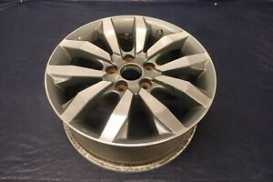 2012 Honda Civic Si Coupe K24z7 Oem Wheel 17x7 45 Offset 3 3 Curb Rash 9406
