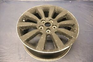 2009 Mitsubishi Lancer Ralliart Oem Wheel 18x7 46 Offset 3 3 Curb Rash 596