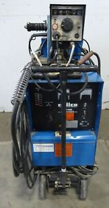 200 Amp Miller Cp 200 Constant Potential Dc Arc Welding Source 10a Feed Spoolm
