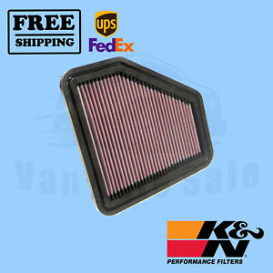 Air Filter K n For Toyota Corolla 2009 2010