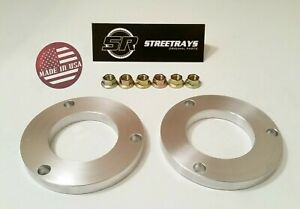 Sr 1 Front Leveling Spacer Lift Kit For 03 20 Toyota 4runner Tacoma 4wd 2wd