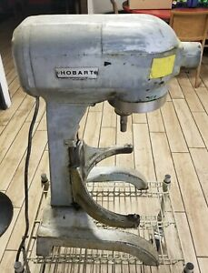 Hobart A200 Commercial 20 Qt Mixer W 3 Mixing Speeds Bakery Dough Restaurants
