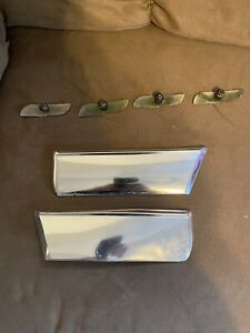 1968 Ford Galaxie Front Lower Molding Trim