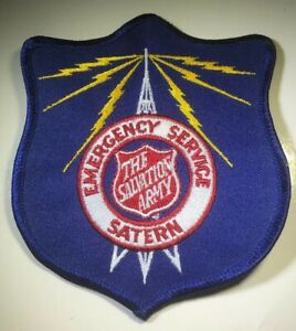 Salvation Army Emergency Services SATERN Parch Radio Network $3.99