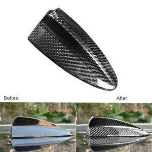 Carbon Fiber Car Shark Fin Antenna Aerial Cover For Bmw X3 X5 X6 F25 E70 E71 E72
