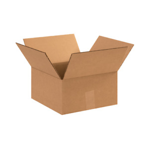 12x12x6 Shipping Boxes 25 Pack Packing Mailing Moving Storage