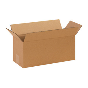 14x6x6 Shipping Boxes 25 Pack Packing Mailing Moving Storage
