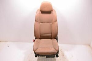 2008 2010 Bmw 650i Left Front Driver Bucket Seat Tan Leather Conv Sport 513977