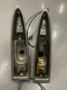 61 65 Corvair Van Greenbrier Fc Tail Lamp Housings Left And Right