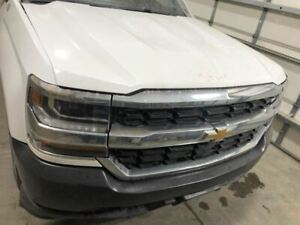 Front Clip Painted Bumper Work Truck Fits 16 18 Silverado 1500 Pickup 1150697