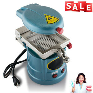 Dental Lab Vacuum Forming Molding Machine Former Thermoforming Portable Unit Us