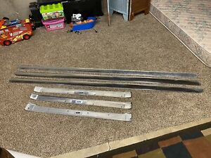 1968 Ford Galaxie Lower Molding Trim And Door Sill Trim