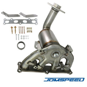 Exhaust Manifold Catalytic Converter For Jeep Compass Patriot 2 4l 2007 2017