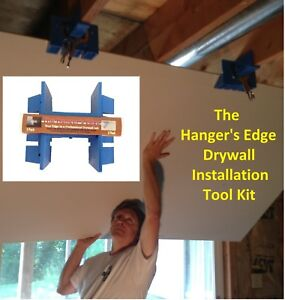 Drywall Tools diyer Installation Kit Or Drywall Lift the Hanger s Edge 2 Pack