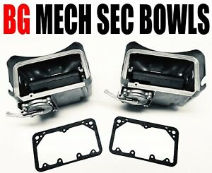 New Mech Speed Mighty Demon Barry Grant Primary Secondary Zinc Bowl Kit
