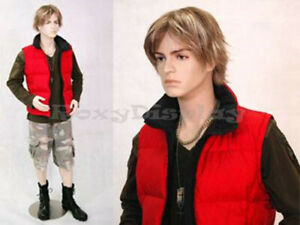 Male Mannequin Male Mannequin Teenager Style Young And Handsome md steve