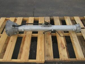 Oem 2005 2006 Corvette C6 6 Speed Manual Drive Shaft Torque Tube 12574783 16385