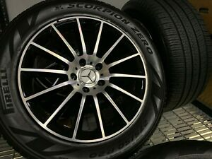 2019 Mercedes G550 Wheels And Tires