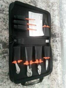 Klein Tools 33526 8 Pc Insulated Tool Kit