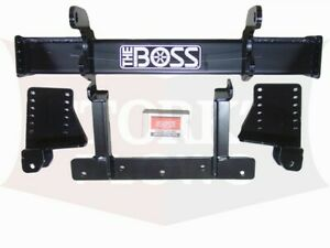 Boss Snow Plow Mount Rt3 Under Carriage lta04767 Fits Chevy Or Gmc 99 2010