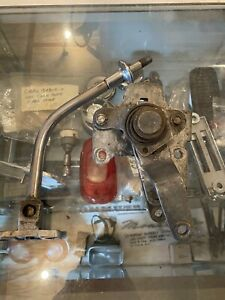 1968 Ford Mustang Gt 4 Speed Toploader Shifter Box And Handle