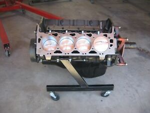 New Chevrolet Gm 502 Short Block 10237300 Forged Roller Chevy Race Hot Rod Big