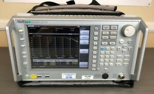 Anritsu Ms2691a 50hz 13 5ghz Vector Signal Analyzer Generator Loaded Cal d